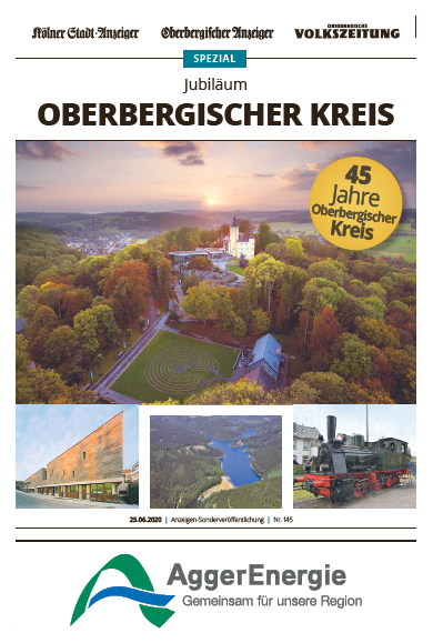 45 Jahre Oberbergischer Kreis