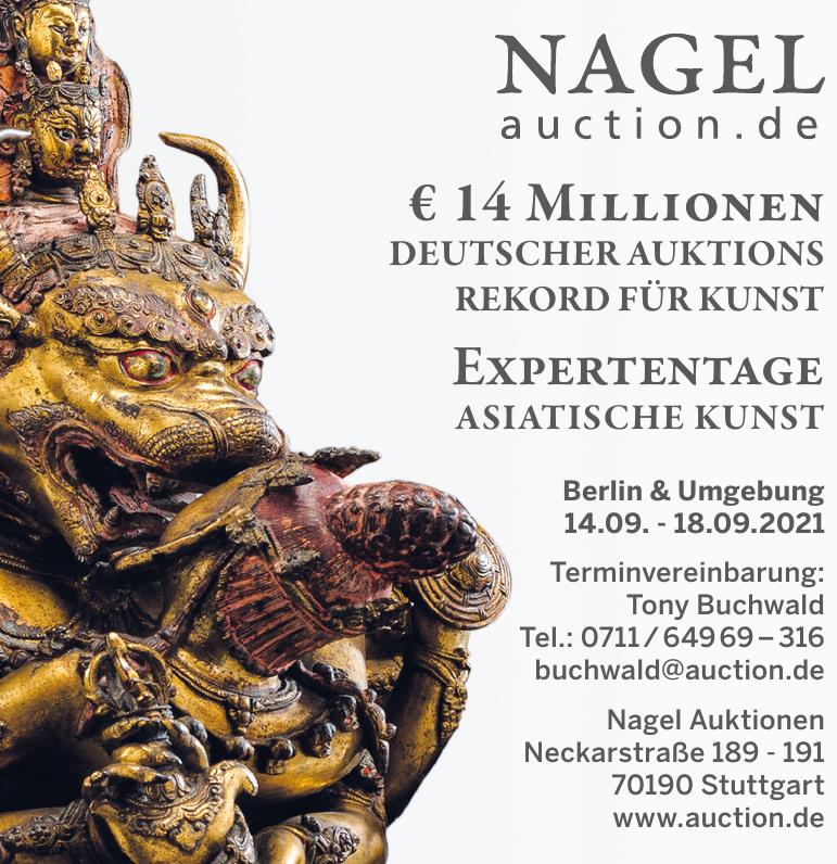Nagel Auktionen