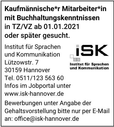 Institut für Sprachen und Kommunikation