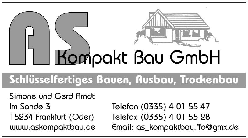 AS Kompakt Bau GmbH