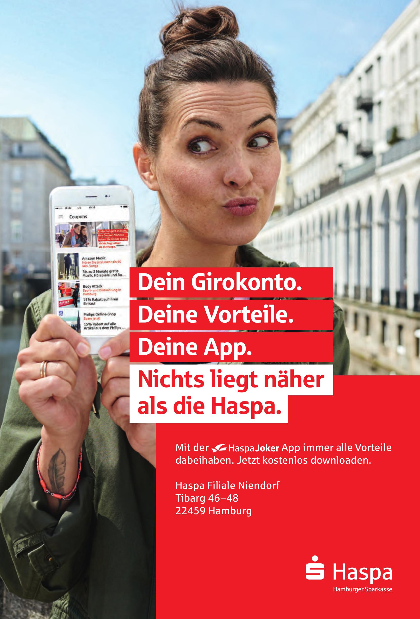 Haspa Filiale Niendorf