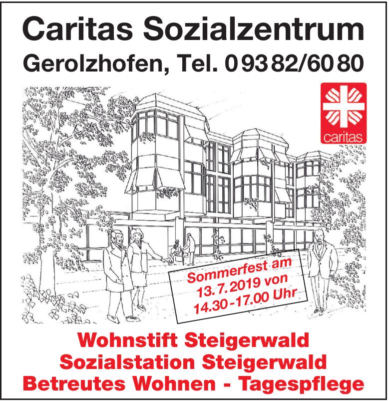 Caritas Sozialzentrum