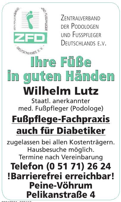 Zentralverband der Podologen und Fusspfleger Deutschlands E.V.
