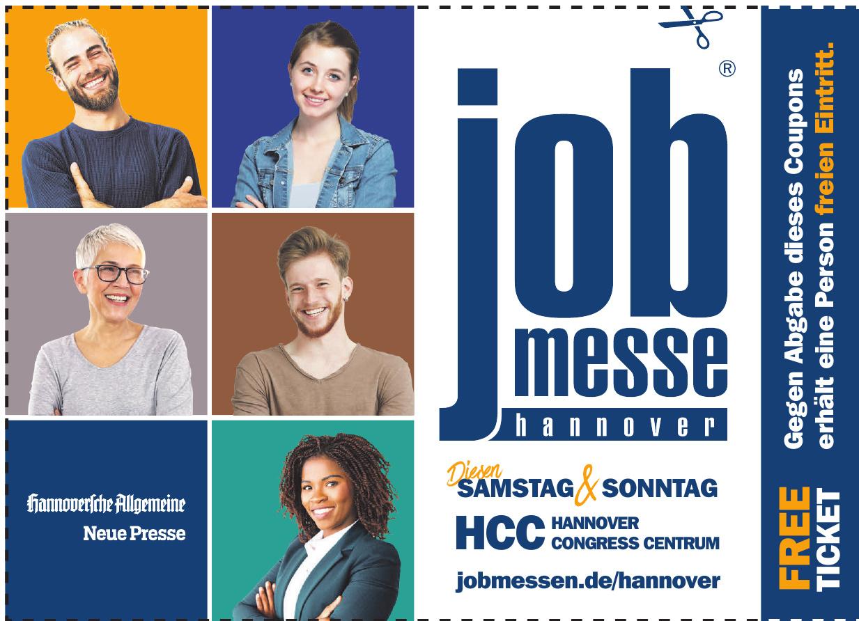 Job Messe Hannover