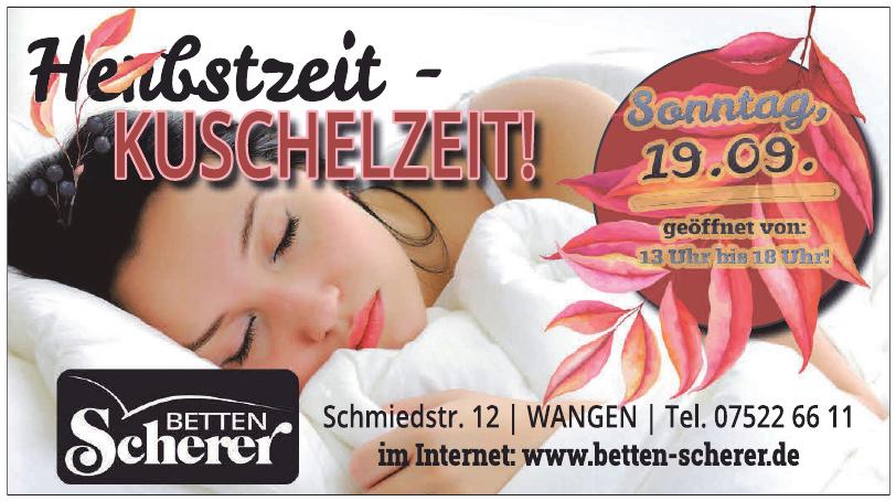 Betten Scherer