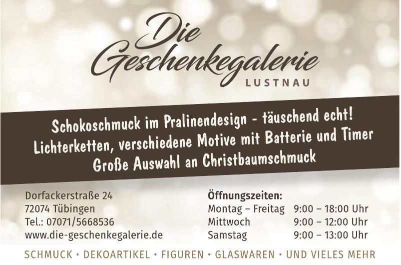 Die Geschenkegalerie Lustnau