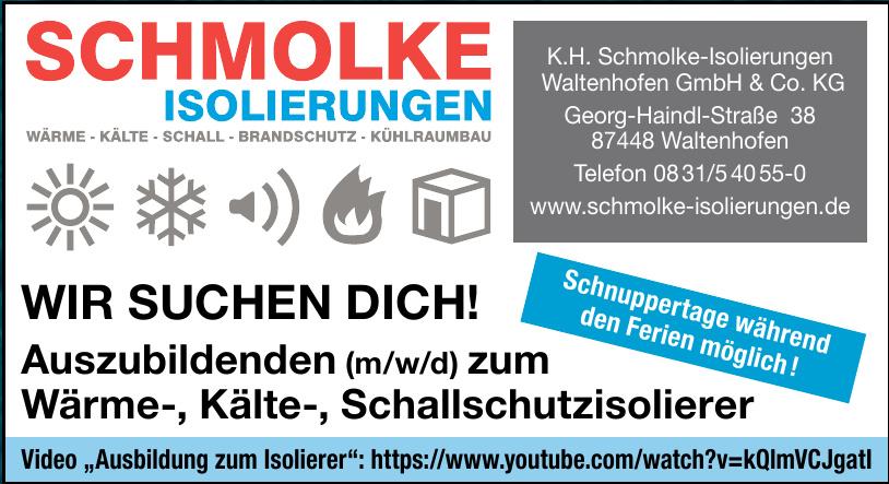 K.H. Schmolke-Isolierungen Waltenhofen GmbH & Co. KG