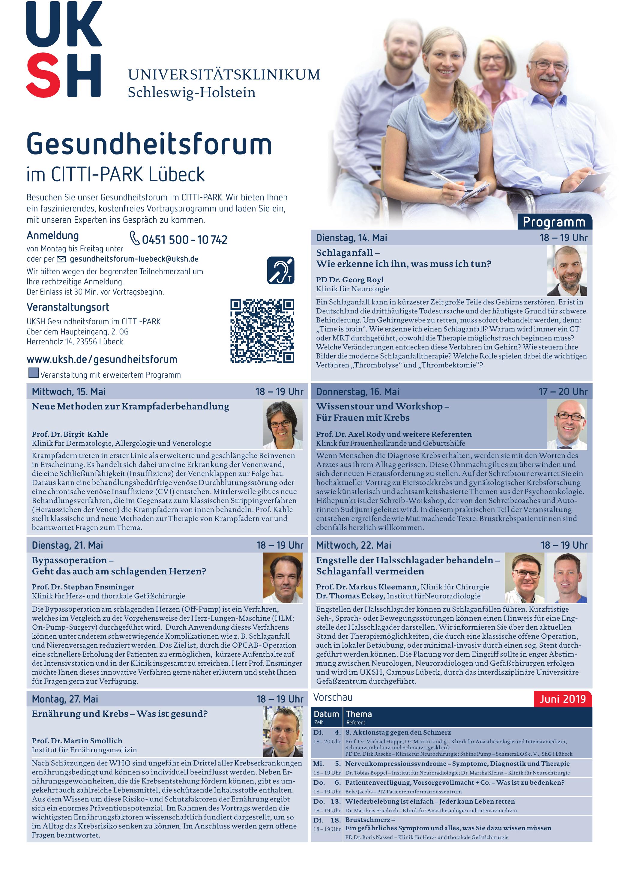 UKSH – Universitätsklinikum Schleswig-Holstein