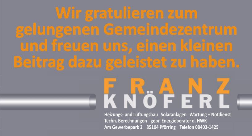 Franz Knöferl