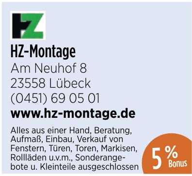 HZ-Montage