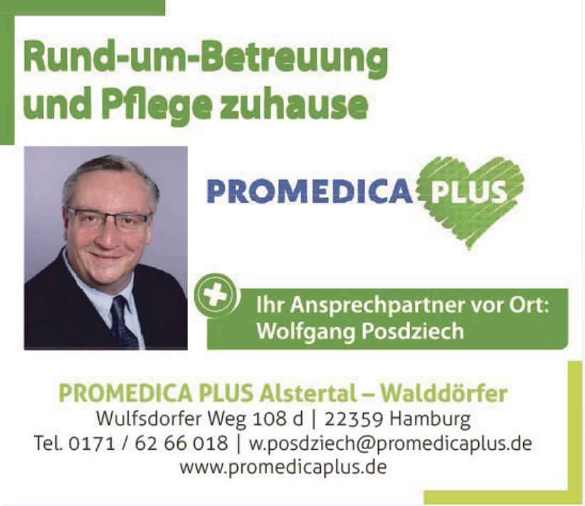 Promedica Plus Alstertal - Walddörfer