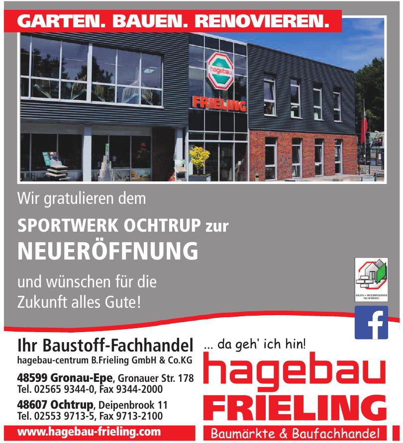 hagebau-centrum B. Frieling GmbH & Co.KG