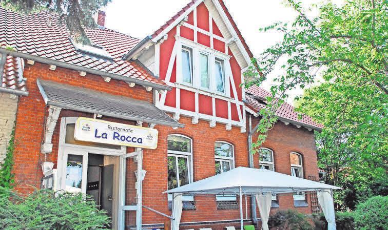 Das Team vom Ristorante La Rocca in Gleidingen serviert Weihnachten und Silvester köstliche italienische Spezialitäten.
