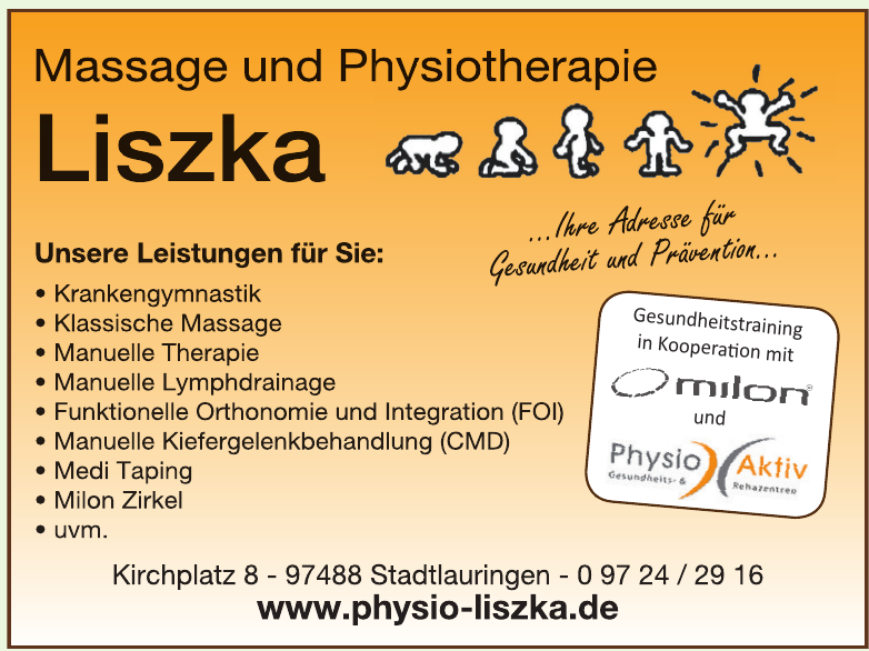 Massage und Physiotherapie Liszka