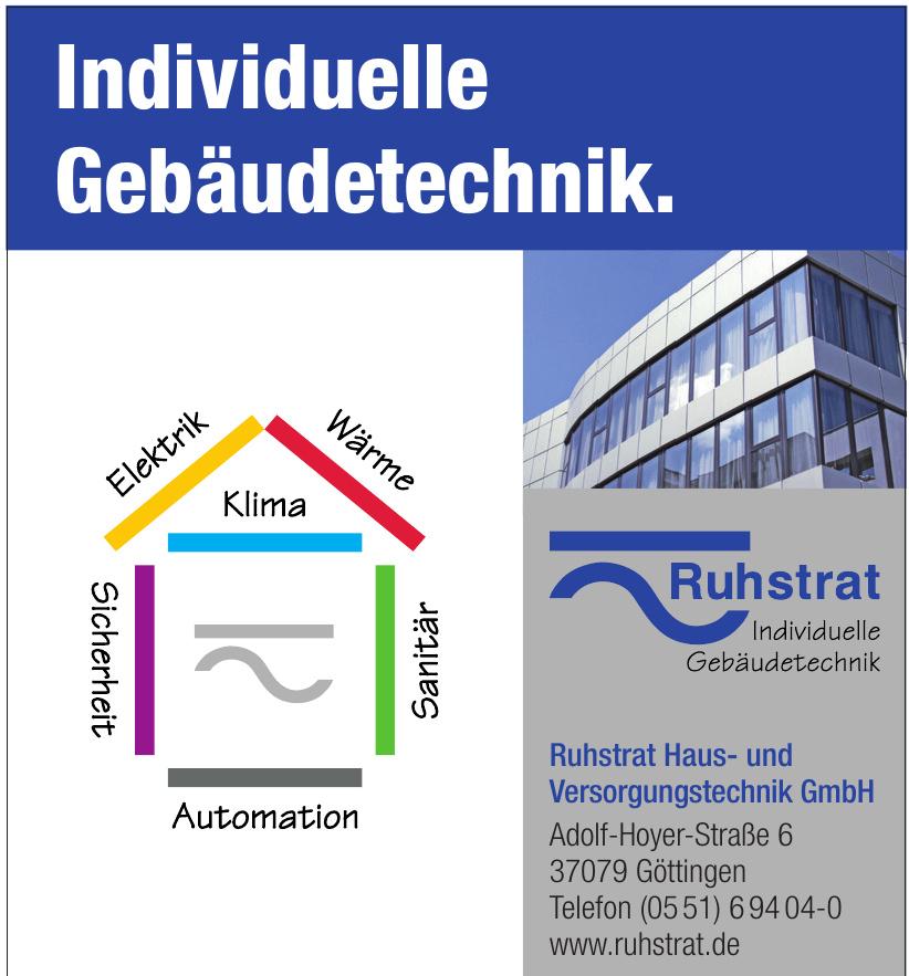 Ruhstrat Haus- und Versorgungstechnik GmbH