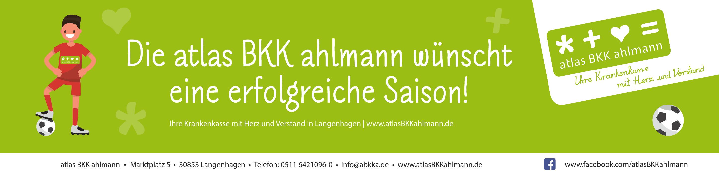 atlas BKK Ahlmann