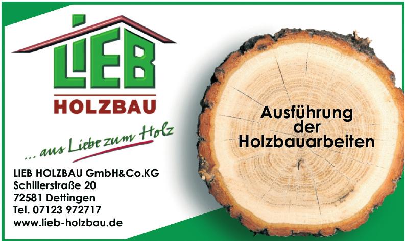 Lieb Holzbau GmbH & Co. KG