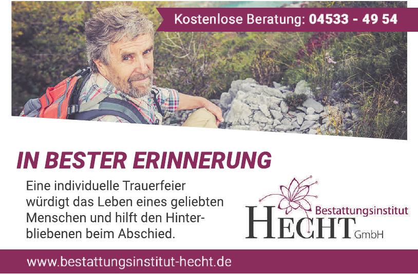Bestattungsinstitut Hecht GmbH