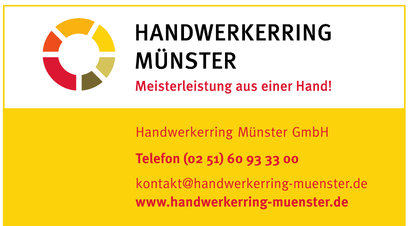 Handwerkerring Münster GmbH