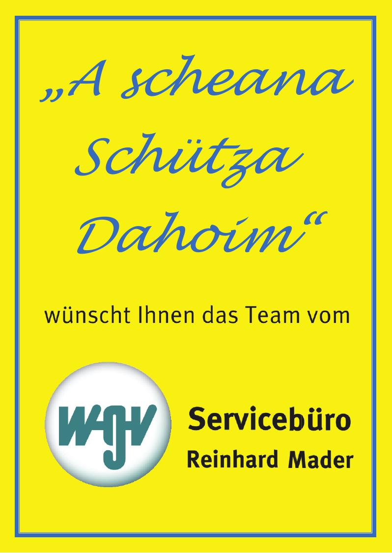 wgv Servicebüro Reinhard Mader