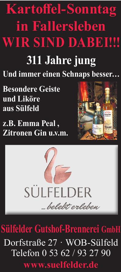 Sülfelder Gutshof-Brennerei GmbH