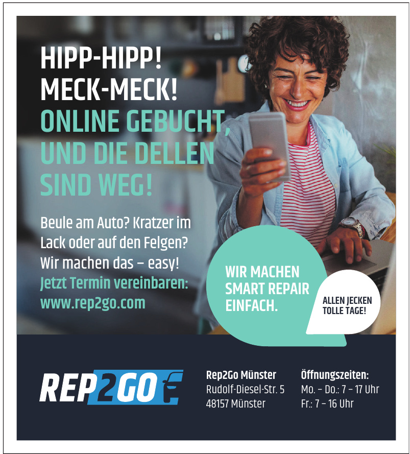 Rep2Go Münster