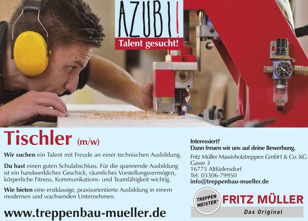 Fritz Müller Massivholztreppen GmbH & Co. KG