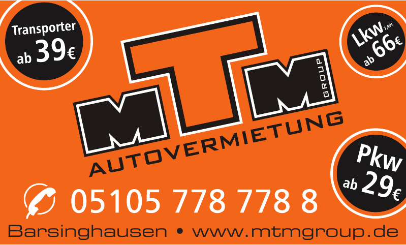 MTM Autovermietung Group