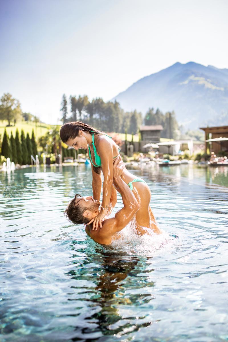 Pure Lebensfreude. Foto: Andreus Resorts