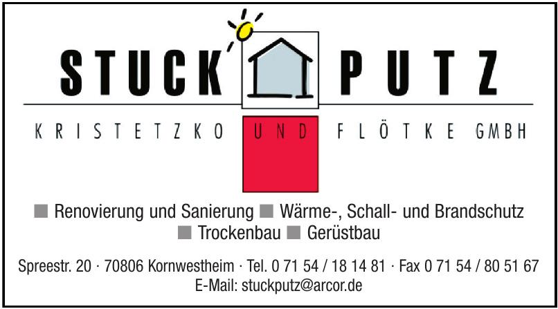 Stuck Putz Kristetzko und Flötke GmbH
