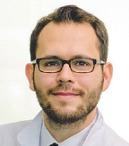 Constantin Feretos, Leiter der refraktiven Hornhautchirurgie in der Augenklinik Dardenne
