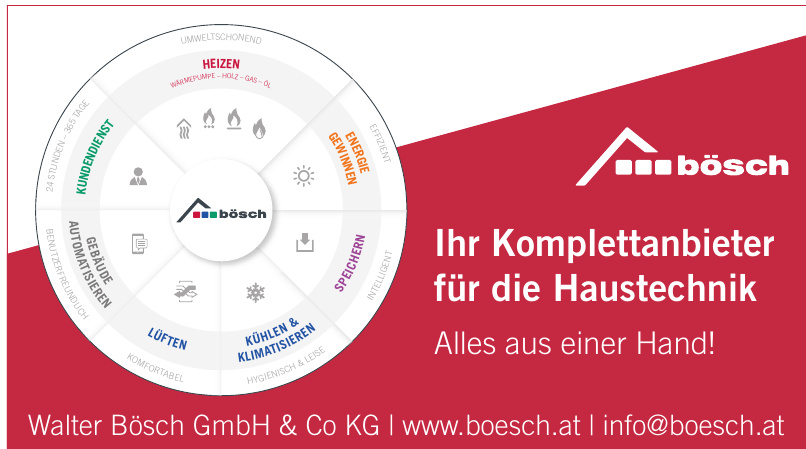 Walter Bösch GmbH & Co. KG