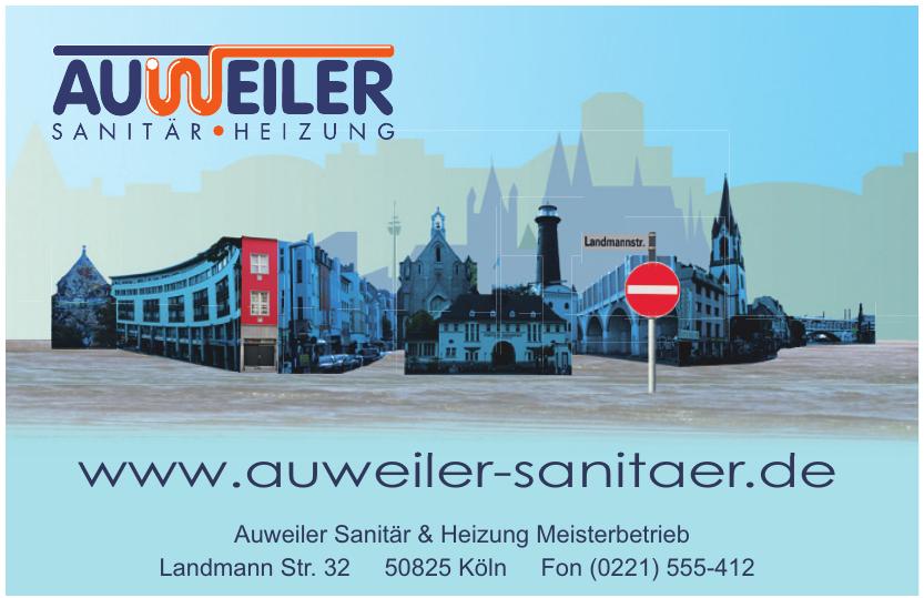 Auweiler Sanitär & Heizung Meisterbetrieb