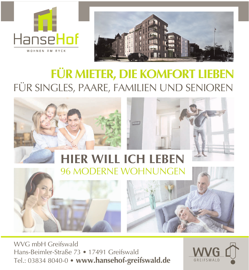 WVG mbH Greifswald