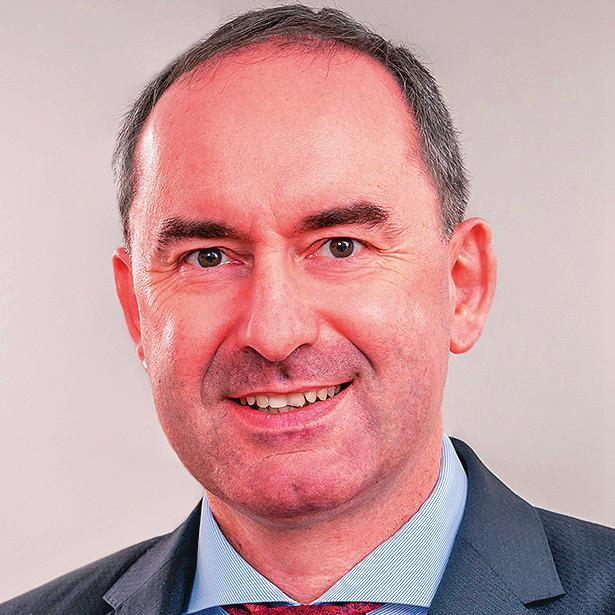 Wirtschaftsminister Hubert Aiwanger