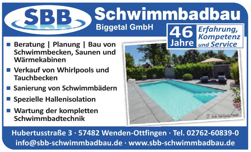 SBB Schwimmbadbau Biggetal GmbH