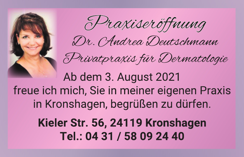 Dermatologie Dr. Andrea Deutschmann
