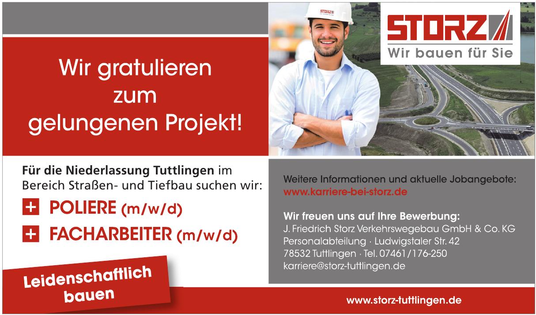 J. F. Storz Verkehrswegebau GmbH & Co. KG