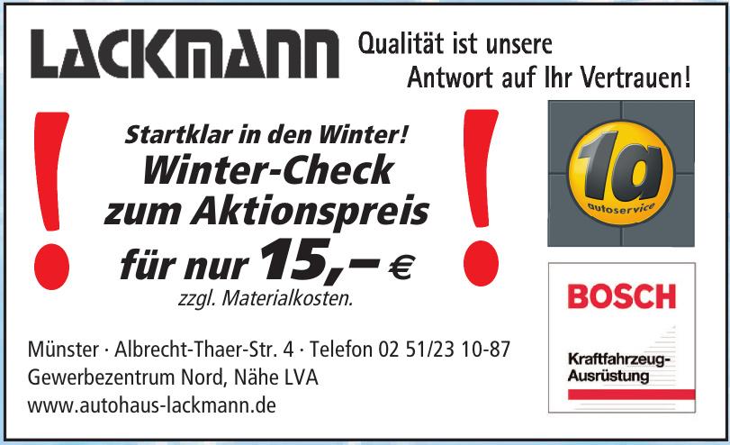 Autohaus Lackmann
