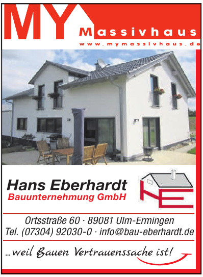 Hans Eberhardt Bauunternehmung GmbH