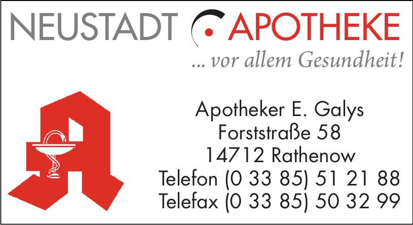 Neustadt Apotheke