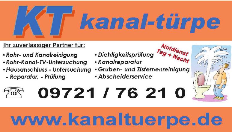 Kanal-Türpe Gochsheim GmbH & Co. KG