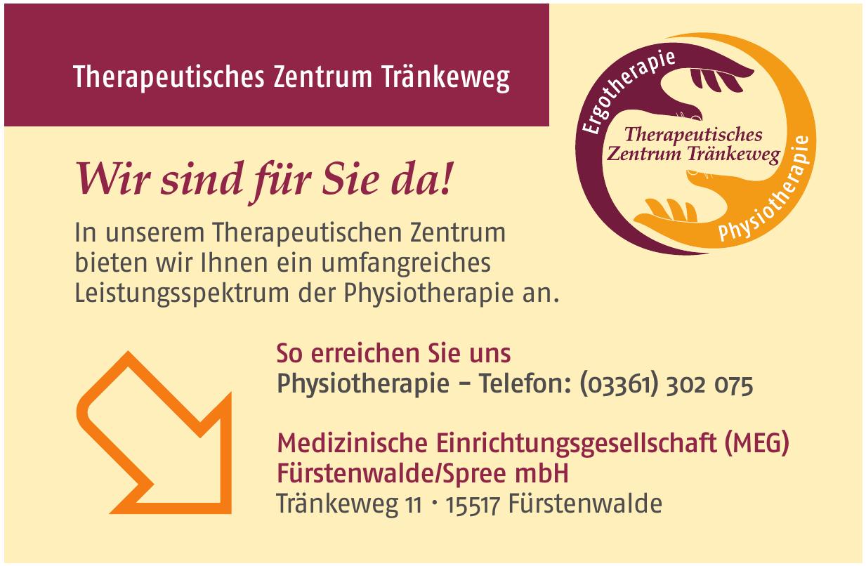 Medizinische Einrichtungsgesellschaft (MEG) Fürstenwalde/Spree mbH