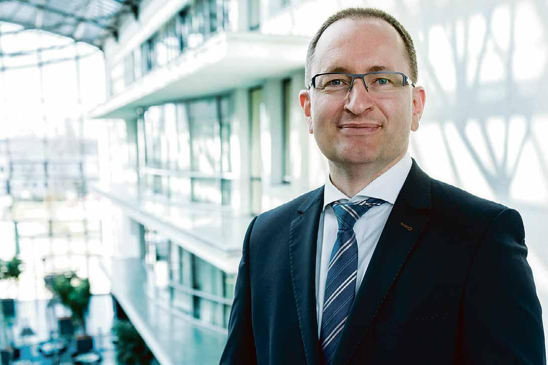 Norman Schaaf, Vorstandsvorsitzender VKLK. Foto: VKLK-Norman Schaaf, Vorstandsvorsitzender VKLK. Foto: VKLK