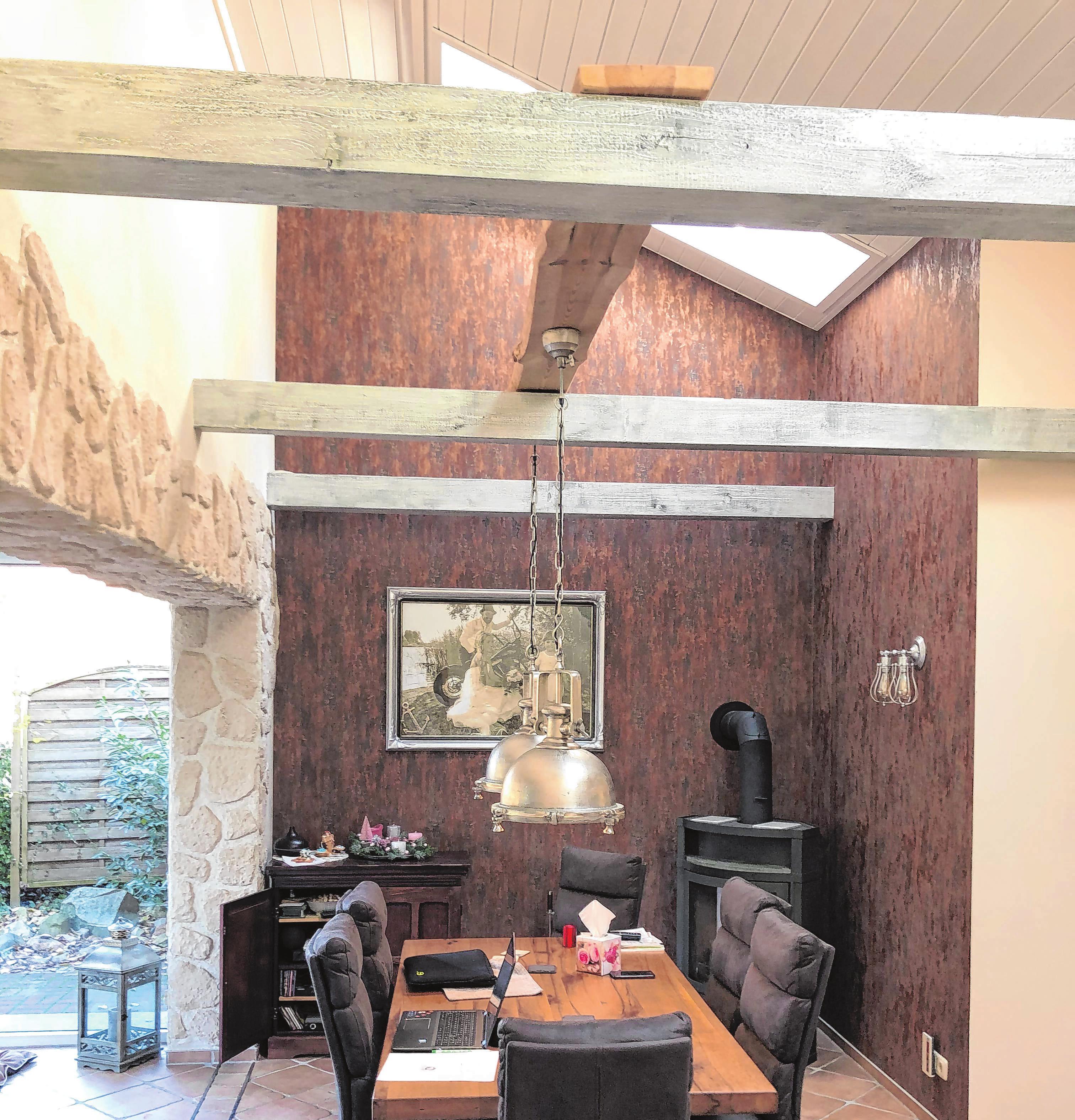 Ein Ort zum Entspannen: Ob man sich in einem Raum wohlfühlt, davon hängt auch die Gestaltung der Wände ab.