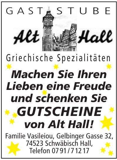 Alt Hall