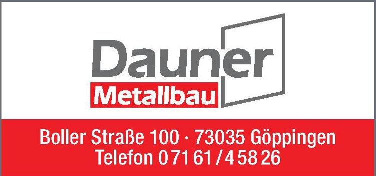 Dauner Metallbau