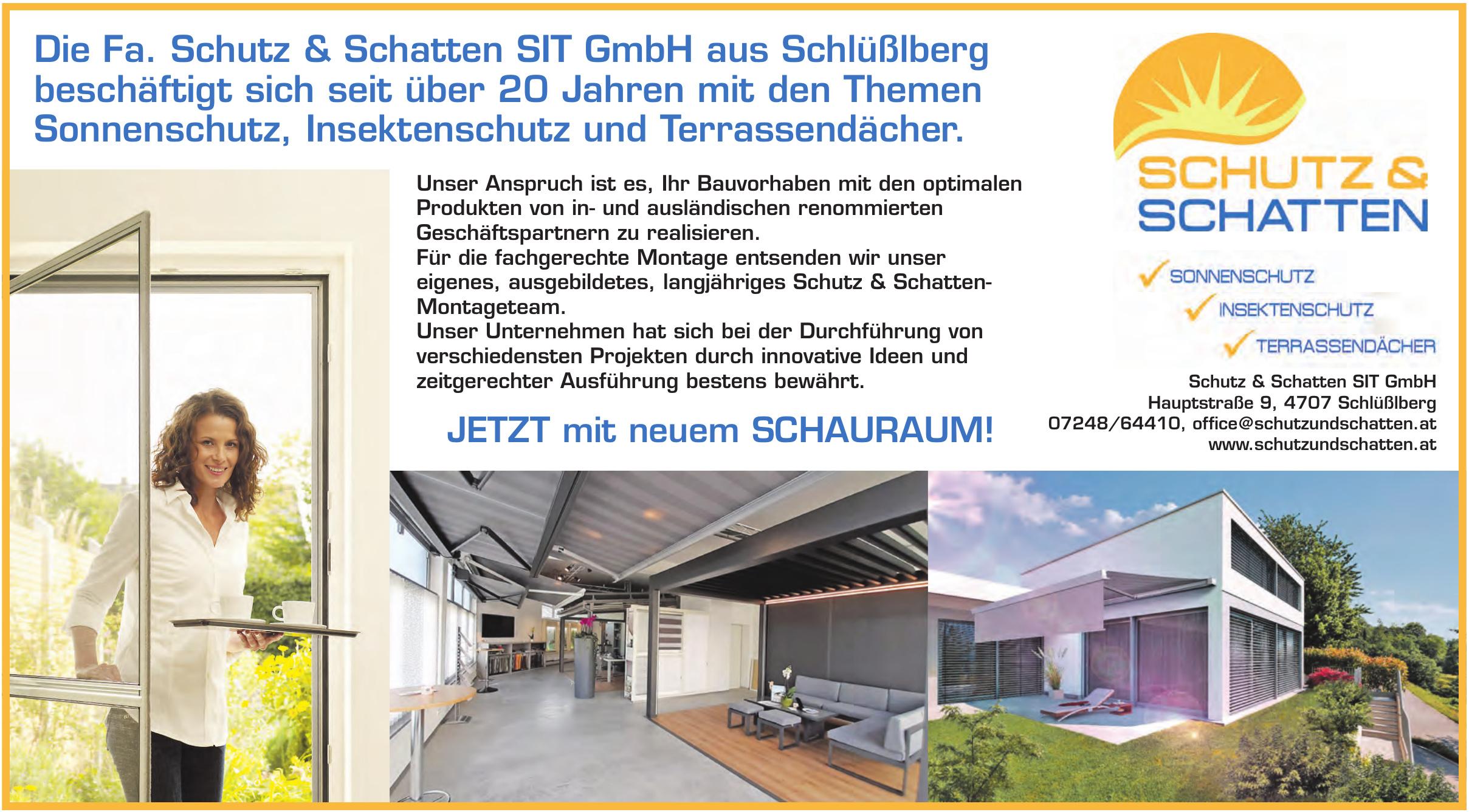 Schutz & Schatten SIT GmbH