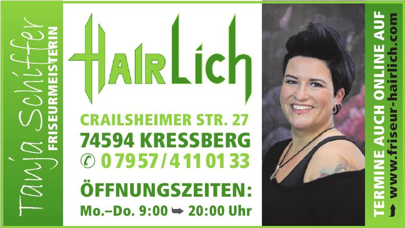 Hair Lich