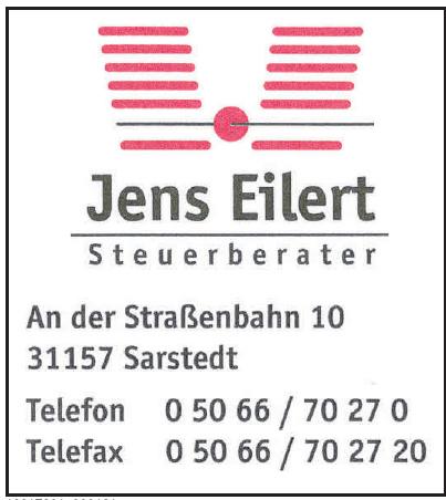 Jens Eilert Steuerberater
